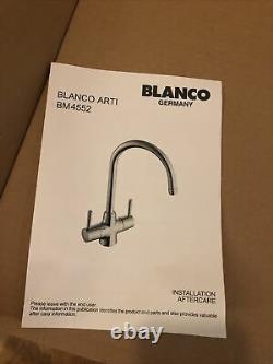 Blanco Kitchen tap BM4552 Mixer Tap in Chrome Box. New unused