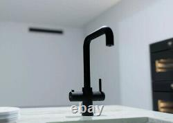 Boiling Water Tap Kitchen Tap 3 in 1 Black Special Offer