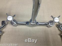Bristan 1901 Bridge Sink Mixer Chrome N Dsm C