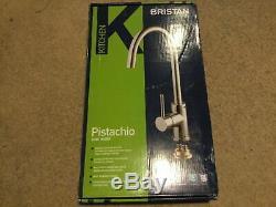 Bristan PST EFSNK C Pistachio Easy Fit Monobloc Sink Mixer Tap New