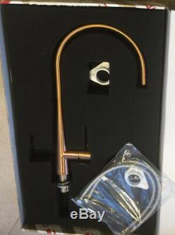 Caple Ridley Copper Mono Sink Mixer Tap RID/CO