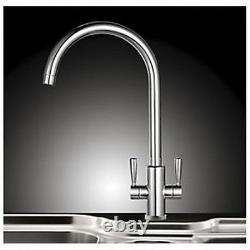 Franke Ascona Sink Mounted Mono Mixer Kitchen Tap Chrome 115.0250.635