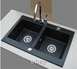 Franke DIXI Chrome Modern Mixer Tap Kitchen Sink Single Lever Swivel High Spout