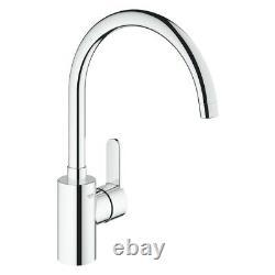 GROHE Eurostyle Cosmopolitan Kitchen Sink Mixer Tap 33975002 High Spout