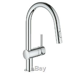 Grohe Minta 32321002 Sink Mixer 1/2 Inch Chrome Tap