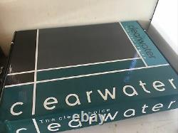 New Clearwater Chrome Delphini Bridge Tap Ideal Belfast Butler Sink T87