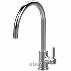 Perrin & Rowe Juliet Single Lever Kitchen Sink Mixer Tap Chrome