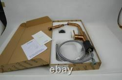 Quadron Angelina Pull Out Kitchen Sink Mixer Tap Copper Finish Pvd Steelq New