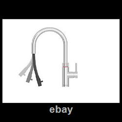 Quooker Flex polished chrome PRO3 boiling water tap list price 1350£