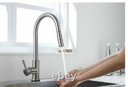 Wall Mounted Tap Crane For Kitchen Water Filter Three Ways Sink Mixer Faucet New
